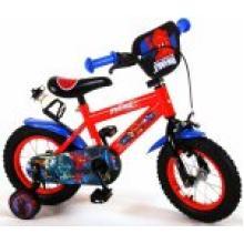 Bicicleta E&L Spiderman 12