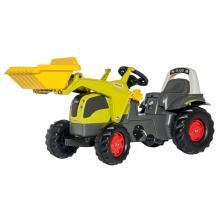 Tractor cu pedale Rolly Toys, Claas Elios, rollyKid