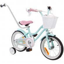 Bicicleta Junior Sun Baby, BMX Star 14, Turcoaz