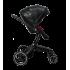 Cărucior Bebumi 3în1(culoare neagră)