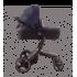 Cărucior Bebumi 3în1(culoare navy)