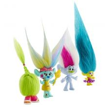Set Figurine Trolls Hasbro