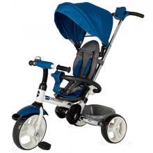 Tricicleta Coccolle Urbio Pliabila Albastru