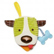Carticica Flexibila cu Animale SKIP HOP Bandana Buddies Catelus
