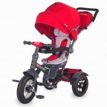 Tricicleta Coccolle Giro Multifunctionala Rosu