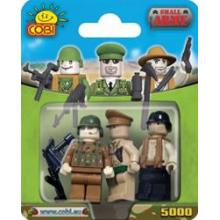 Set 3 Figurine - Cobi