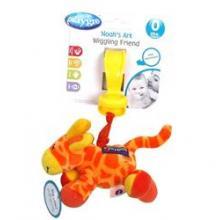 Jucarie pentru Carucior Prietenul Girafa