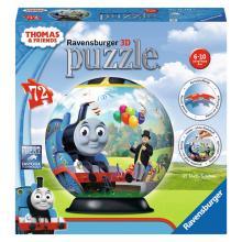 PUZZLE 3D THOMAS & FRIENDS, 72 PIESE