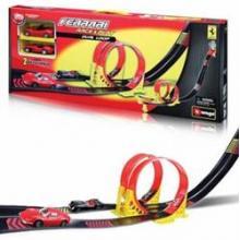 Ferrari 1:43 Dual Loop Play Set