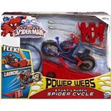 Figurina Spider Man Spider Cycle