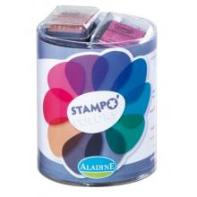 STAMPO COLORS METALIC