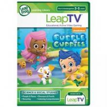LeapTV Joc Bubble Guppies