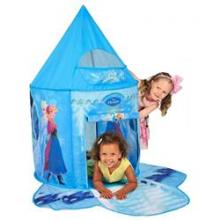 Cort de Joaca pentru Copii Frozen Castel