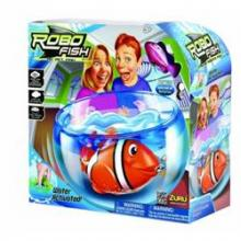 Set Robo Fish Tropical cu Acvariu - Colectia Zuru Toys