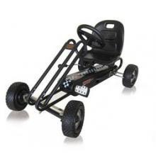 Go Kart Lightning Titan Black